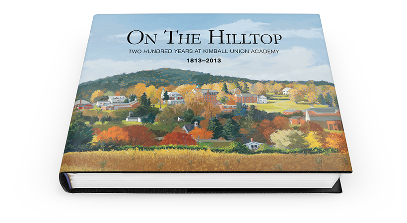 "Cover from the KUA bicentennial book ""On the Hilltop"""