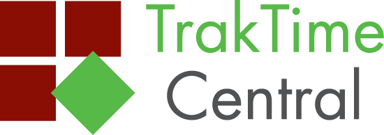 Trak Time Central logo