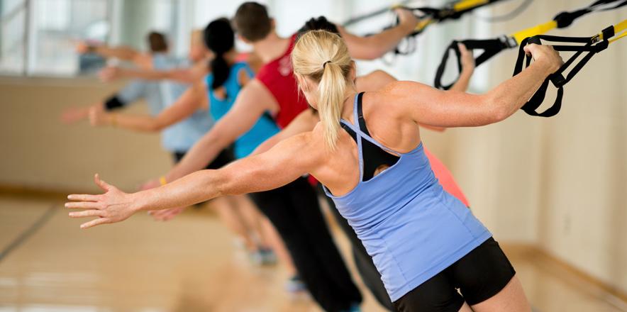 Cioffredi Exercise Class
